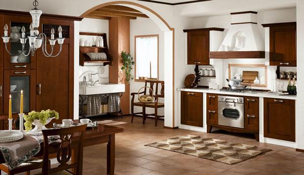 Cucine in Muratura | Barrasso edilizia